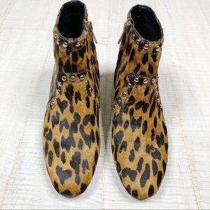 Sam Edelman Shoes - Sam Edelman Lorin western studded bootie size 7